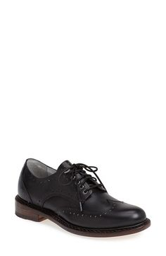 rag & bone 'Dunn' Italian Calfskin Oxford (Women) available at #Nordstrom