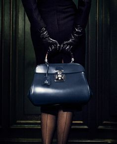 "Gucci ""Bamboo Confidential"" 2013, starring Andreea Diaconu Autumn - Winter 2013 / 2014 Accessories"