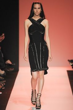 Herve Leger by Max Azria Spring/Summer 2015 Ready-To-Wear