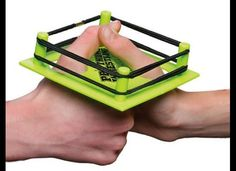 Thumb wrestling game.                                             Worst Christmas Gifts For Kids Ever (PHOTOS)