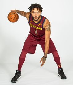 """""""I feel as though I'm a great passer and it often gets overlooked. For whatever reason I don't know why. Ty Lue told me just to play my game and attack the rim. Basketball Art, Basketball Players, Play My Game, Nba Live, Kevin Love, Derrick Rose, Kyrie Irving, World Of Sports, Nba Champions"""