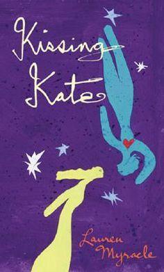 Kissing Kate, Day 19, Lauren Myracle