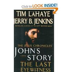 The Jesus Chronicles  John's Story