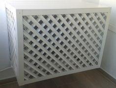 Cubiertas de Aire Acondicionado. TapaAire Cubierta embellecedora para aire acondicionado de aluminio, varios modelos, todos los colores
