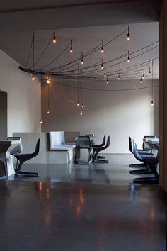 TIN Restaurant Bar Club Berlin by studio karhard®   Bar interiors