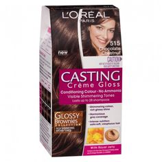 Decent at home colour kit. Does not damage your hair and the colour saturates… Loreal Casting Creme Gloss, How To Dye Hair At Home, Dyed Blonde Hair, Dyed Natural Hair, Color Shampoo, Hair Color For Women, Creme Color, One Hair, L'oréal Paris