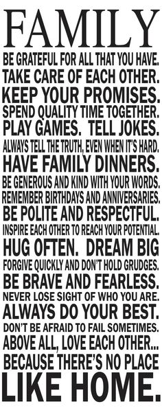 Family values quotes best of our family values positive inspirational quotes of family values quotes luxury Family Values Quotes, Family Rules Sign, Family First Quotes, Family Rules Printable, Attitude Positive, Positive Quotes, Quotes To Live By, Me Quotes, House Quotes