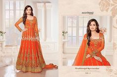 Get this stunning party wear attire at just Rs.1800/-*. Grab Now: