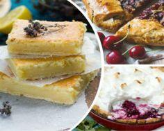 5 потрясающих летних пирогов