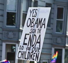 UPDATED: After Hobby Lobby, Seven Top LGBT And Civil Rights Orgs Drop Support For ENDA  Seven of the nation's top LGBT and civil rights organizations today have announced they are withdrawing support for ENDA after the Supreme Court's Hobby Lobby ruling.