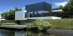 Dom nad jeziorem / The Lake House by S3NS Architektura - Igor Kazmierczak