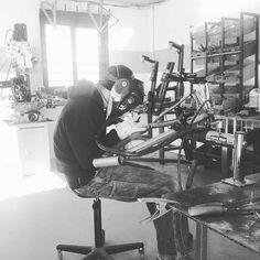 Brève #atwork #tigwelding #steelisreal #madeinfrance  Mika #atwork #tigwelding #steelisreal #madeinfrance http://ift.tt/2jU0TeZ  Brève #atwork #tigwelding #steelisreal #madeinfrance  contact@caminade.eu (Caminade) : January 24 2017 at 11:56AM http://ift.tt/2jTRjsF