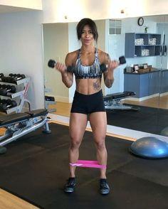#TBT TOTAL BODY WORK! @mawarriors  Focus: hamstrings,quadriceps, coconuts, biceps, triceps, back, shoulders.
