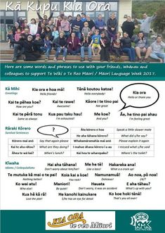 Maori Words, Maori Symbols, Kiwiana, Early Childhood Education, Some Words, Nordic Tattoo, Language, Chur, Classroom