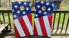 America, Cornhole boards                                                                                                                                                      More