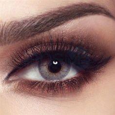 Bella Elite | Gray Beige | color contact lenses | #EyelashExtensionsNatural