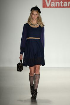 Asia Fashion Collection - Runway - Mercedes-Benz Fashion Week Fall 2014 - Pictures - Zimbio