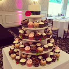 The Queen's Cups - Bowditch Martin Wedding - June 14, 2014