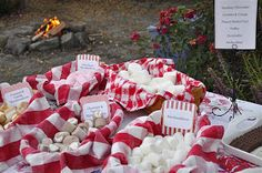 Craft, Interrupted: Backyard Movie Party Ideas