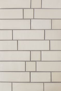 "Mercury Mosaics | 2""x2"", 2""x4"" and 2""x6"" Field Tile - 9 Historic White"
