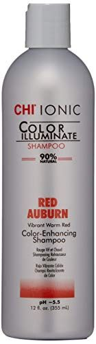 """Amazon has the CHI Ionic Color Illuminate Shampoo, Red Auburn, 12 FL Oz marked down from $21.00 ($1.75 / Fl Oz) to $5.26 ($0.49 / Fl Oz) with free shipping! To get this deal: Add the CHI Ionic Color Illuminate Shampoo, Red Auburn, 12 FL Oz to your cart Then click on the """"Subscribe &…"""