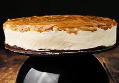 Obłędny sernik mascarpone z toffi i czekoladą - tego jeszcze nie było!