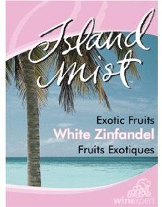 Island Mist Exotic Fruits White Zinfandel Labels 30/Pack . $4.87. Island Mist Exotic Fruits White Zinfandel Labels 30/PackIsland Mist Exotic Fruits White Zinfandel Labels 30/Pack Is Just One Of Nearly 2,000 Great Beer And Wine Making Supplies Available Here At Labelpeelers.Com. Island Mist Exotic Fruits White Zinfandel Labels 30/Pack Is On Sale Now. Just Add It To Your Cart And Save. We Offer A Full Line Of Beer And Wine Making Equipment At Extremely Competitive Prices....