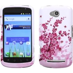Insten Spring Flowers Phone Case Cover for Coolpad 5860E Quattro 4G #1108724