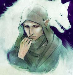 The Dread Wolf did nothing wrong. Solas, Dragon Age: Inquisition