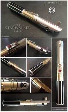 Sith Lightsaber, Lightsaber Design, Custom Lightsaber, Jedi Code, Cosplay Weapons, Cosplay Diy, Star Wars Wedding, Star Wars Concept Art, Star Wars Light Saber