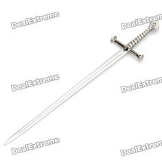 Material: stainless steel + zinc alloy - Gorgeous letter opener knife http://j.mp/VIPOxs