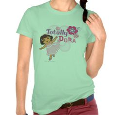 Dora The Explorer - Totally Dora Tshirts Yes I can say you are on right site we just collected best shopping store that haveThis Deals          	Dora The Explorer - Totally Dora Tshirts Here a great deal...