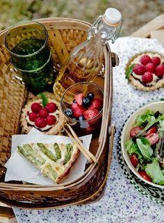 Устроить осенний пикник