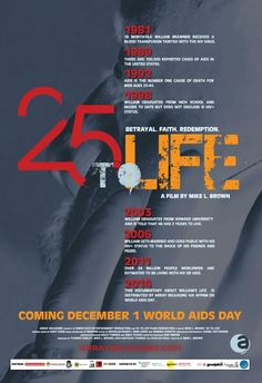 Watch '25 TO LIFE' on December 1st