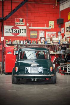 The Mini Cooper is probably the most famous giant killer in motorsport history, it was the performance version of the classic Mini, a car that had Classic Mini, Classic Cars, Fiat 500, Mini Cooper Clasico, Mini Cooper Wallpaper, Mini John Cooper Works, Austin Mini, Mini Uk, Car Goals