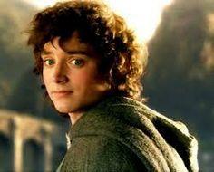 El Señor de los Anillos. Frodo.