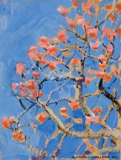 Coral Tree in Blossom, Akseli Gallen-Kallela, Finnish National Gallery / Ateneum Art Museum, Helsinki, African Life, Drawing School, Light Of Life, Still Life Art, Art World, Art Museum, Modern Art, Contemporary, Abstract Art
