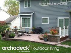 Des Moines Outdoor Living Builder - Decks, Porches, Patios