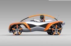 Renault Sand Jumper, electric vehicle, Luis Pedro Fonseca