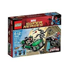 LEGO Super Heroes Marvel Spider-Man™ Spider-Cycle Chase #76004