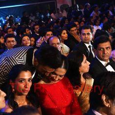 Deep and Ranveer Singh ♥ Deepika Ranveer, Deepika Padukone Style, Ranveer Singh, Sr K, Indian Film Actress, Together Forever, She Was Beautiful, Saree Dress, Bollywood Stars