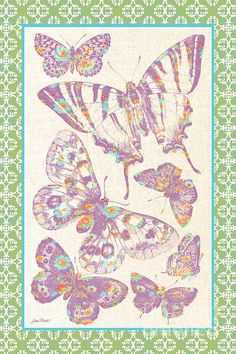 I uploaded new artwork to plout-gallery.artistwebsites.com! - 'Butterfly Frenzy-C' - http://plout-gallery.artistwebsites.com/featured/butterfly-frenzy-c-jean-plout.html via @fineartamerica