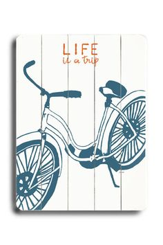Custom Wood Signs - Life is a Trip : Posters and Framed Art Prints Available Vintage Wood Signs, Custom Wood Signs, Framed Art Prints, Framed Artwork, Baby Boy Nurseries, Boutique, Cool Walls, Word Art, Art Pictures