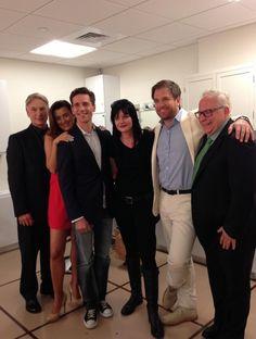 #NCIS cast