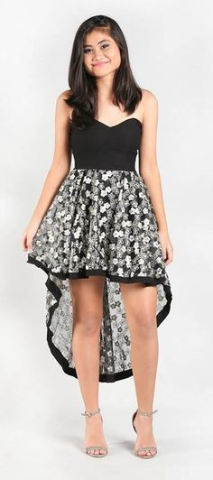 Cute High Low Casual Dresses for Girls Girls Casual Dresses, Day Dresses, Casual Outfits, Designer Dresses, High Low, Stylish, Fashion, Moda, Casual Clothes