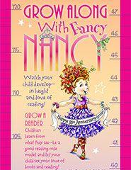 Fancy Nancy Printable Activities | FancyNancyWorld.com