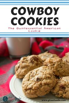 2dd34ef3dc43 91 Best Gluten-Free Cookies for the Holidays & Everyday!! images in ...