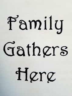 Items similar to Family Gathers Here hand painted wood sign- modern farmhouse wall decor on Etsy Farmhouse Wall Decor, Modern Farmhouse, Painted Wood, Hand Painted, Wood Signs, Book, Etsy, Products, Wooden Plaques