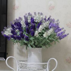 Aliexpress.com : Buy Artificial flower lavender silk dried decoration 3 colors 10 heads home party handhold shop garden setting scene free shipping from Reliable silk orchid suppliers on Lore 's Decoration Flowers Store. $28.99