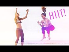 BEST HIIT WORKOUT!  HIITy Bitty Bikini! - YouTube